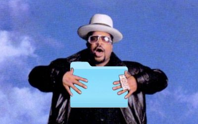 I Like Big Files, and I Cannot Lie